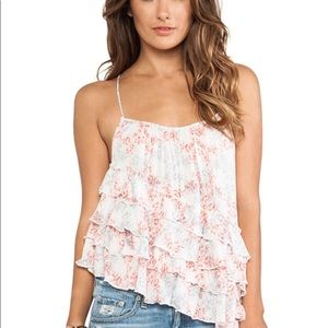 Free People Flutter By Festival Combo Top